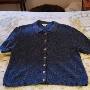 Casual Sweater short sleeves.